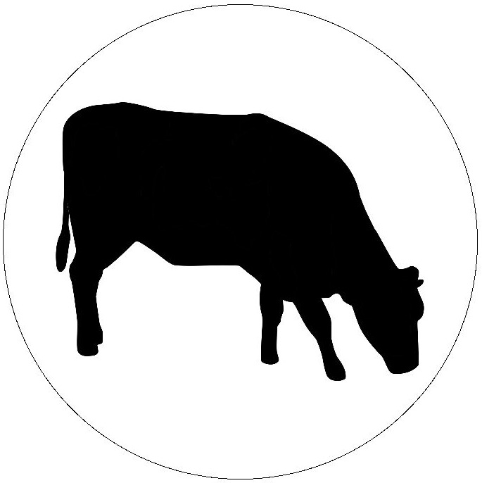 Livestock Pinback Button and Stickers