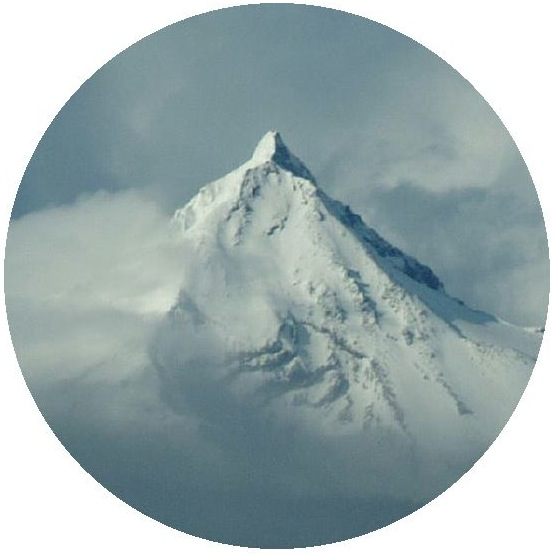 Mount Jefferson Pinback Buttons and Stickers