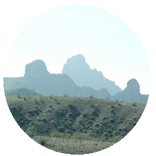 Needle Mountains Pinback Buttons and Stickers