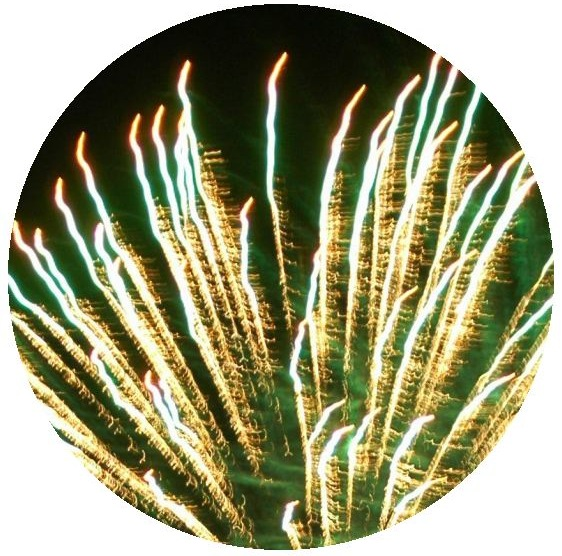 Fireworks Pinback Buttons