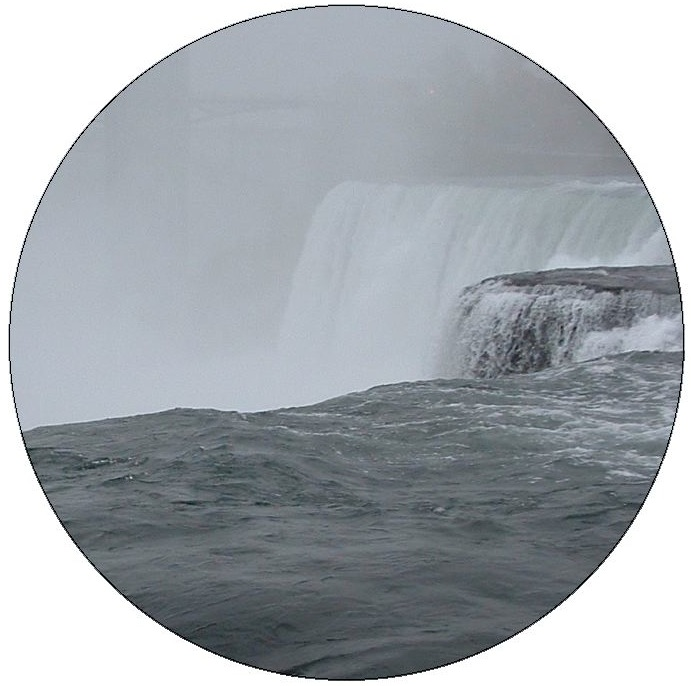 Niagara Falls Pinback Buttons and Stickers